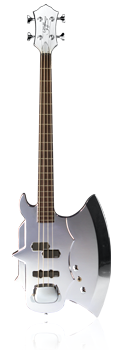 Chrome AXE Bass